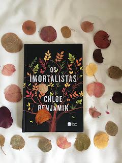 Os Imortalistas- Chloe Benjamin