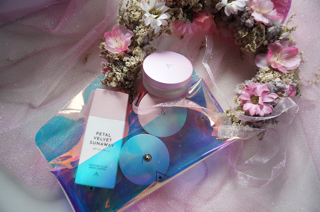Beauty Review: First Time Trying Out Althea Petal Velvet Sunaway Suncreen Kit