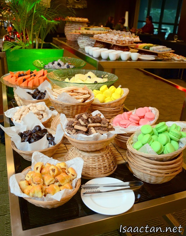 Dessert Counter at GTower's Ramadhan Buffet
