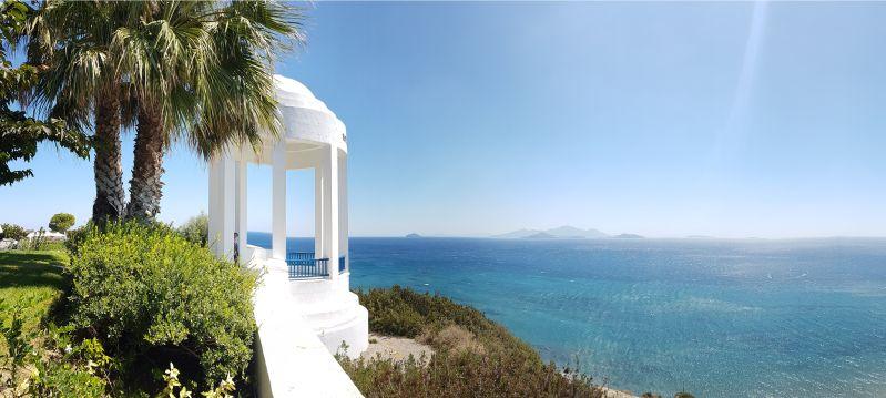 Robinson Daidalos Tempel. Ein Urlaub im Paradies.
