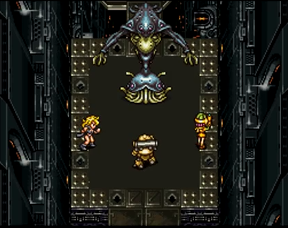 The Mega Mutant, the first boss (and one of the first enemies period) in the Black Omen