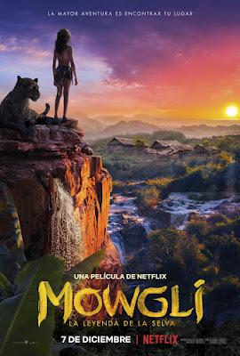 Mowgli: Relatos del libro de la selva en Español Latino
