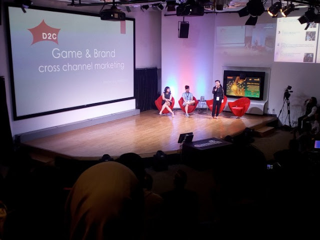 Ajang Indosat Ooredo IDByte tahun 2017