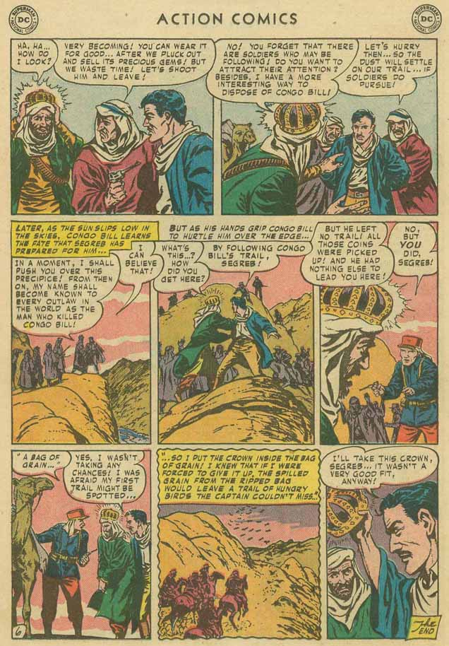 Read online Action Comics (1938) comic -  Issue #173 - 24