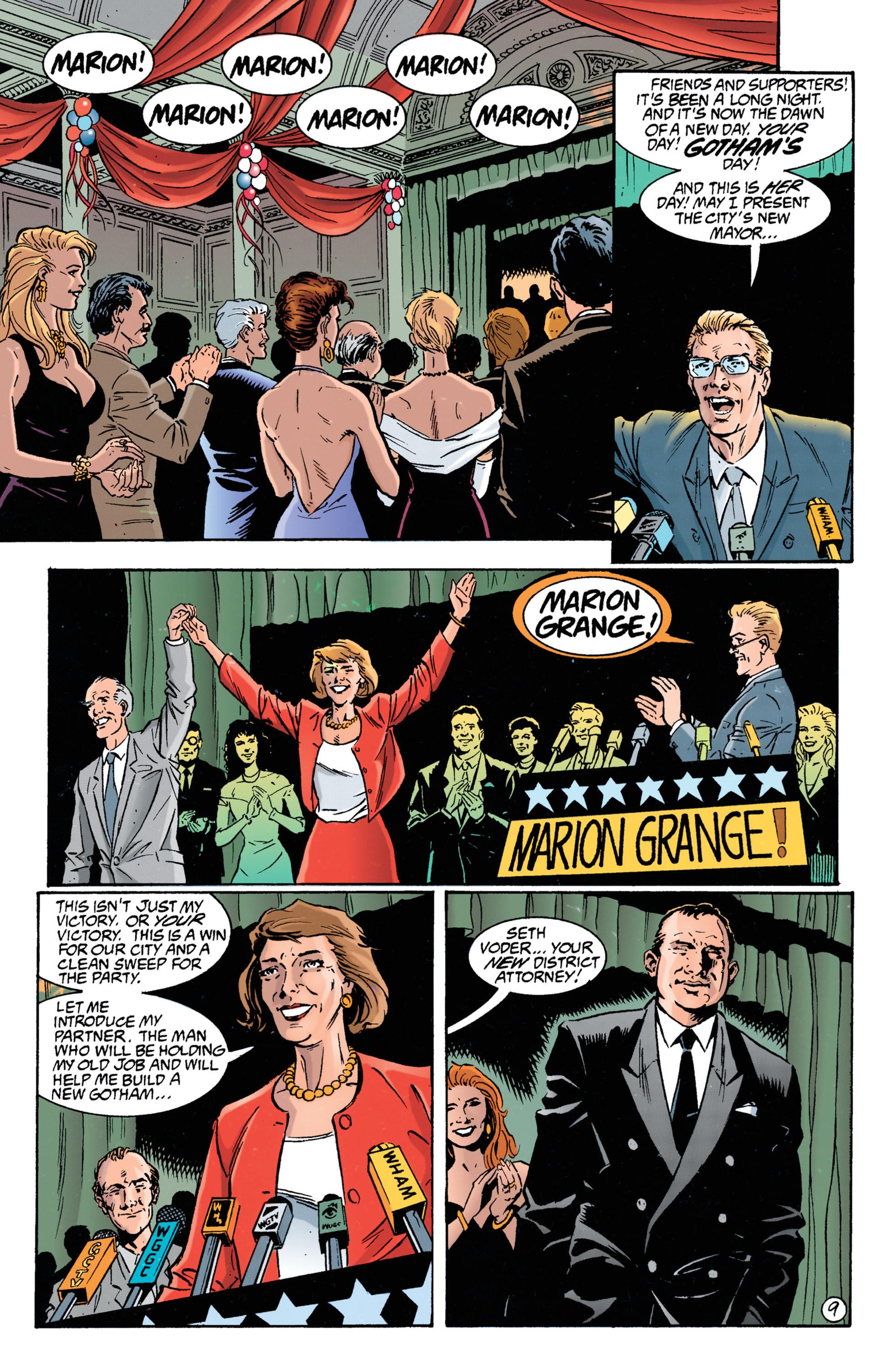 Detective Comics (1937) 693 Page 9