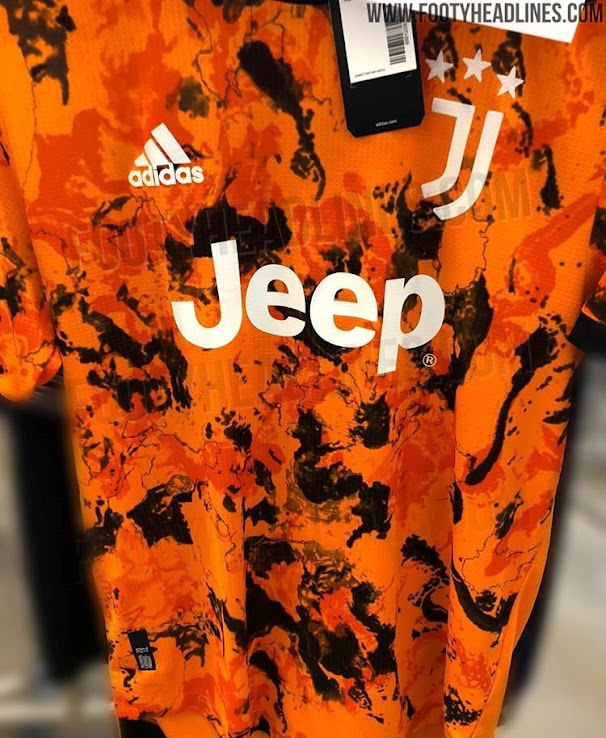 The Best Juventus New Jersey Orange