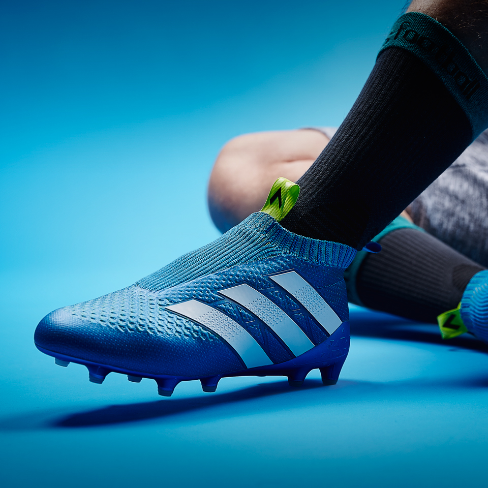 shock blue adidas ace 16 purecontrol boots released. Black Bedroom Furniture Sets. Home Design Ideas