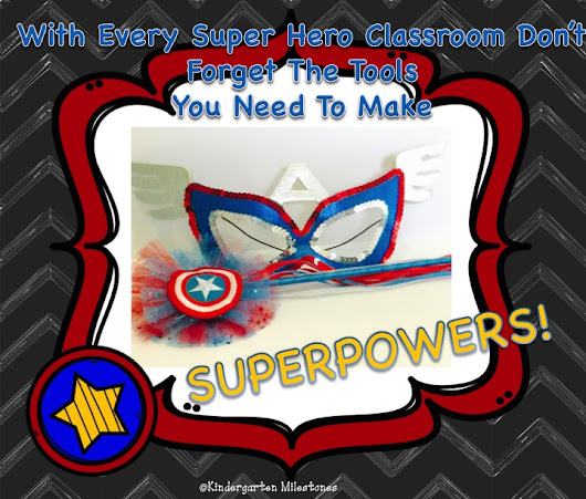 Start Off The Year With Super Readers!
