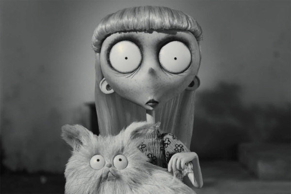 Xoxoxo E Tim Burton Is Back With Frankenweenie