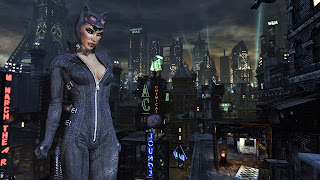 Catwoman en Batman: Arkham City