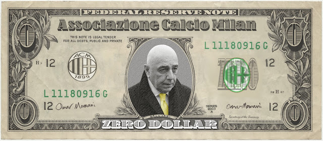 Galliani Banknote