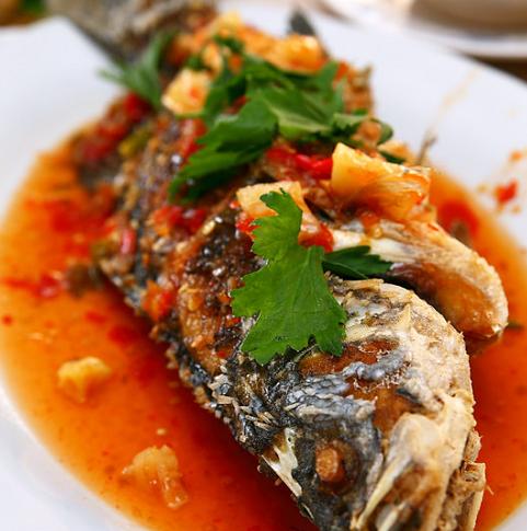 Resepi Ikan Siakap Goreng 3 Rasa Yang Sedap