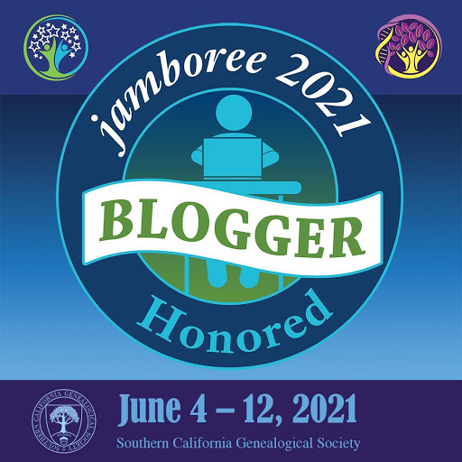 2021 Southern California Genealogy Society's Jamboree