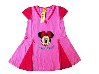 Baju Bayi Lucu dan Murah Bermotif