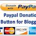 كيفية إضافة زرpaypal في المدونة او الموقع
