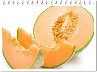 manfaat buah blewah untuk kesehatan