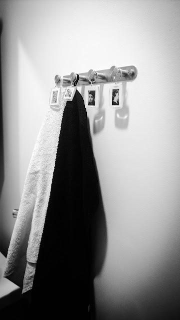 Saippuakuplia olohuoneessa- blogi, Kuva Hanna Poikkilehto, wc, nimikyltit, sisustus, koti, diy,