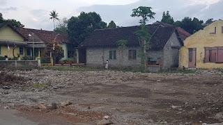 Rumah Dijual Kujonsari Siap Bangun di Purwomartani Dekat Bandara Jogja 6
