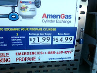Propane exchange could be an expensive pain