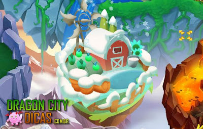 Ilha da Fazenda de Inverno