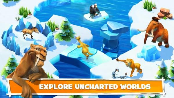 Ice Age Adventure Screenshot 2