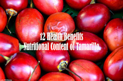 Health benefits of Tamarillo