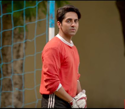 Ayushmann Khurrana latest Images and Looks from Meri Pyaari Bindu Movie