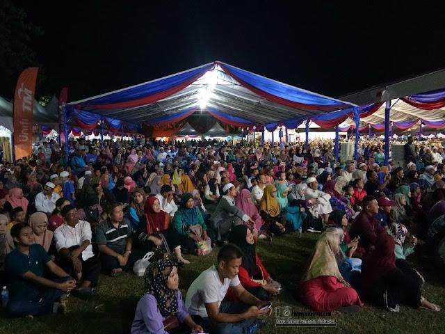Forum Perdana Hari Koperasi Negara Peringkat Negeri Sabah 2017 Bersama Dato Ustaz Kazim Elias