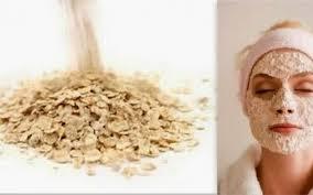 فوائد الخرطال - الشوفان للوجه