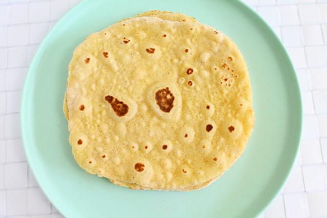 Tortillas de trigo y maíz (para fajitas, burritos...)