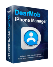 DearMob iPhone Manager Coupon Code For Mac