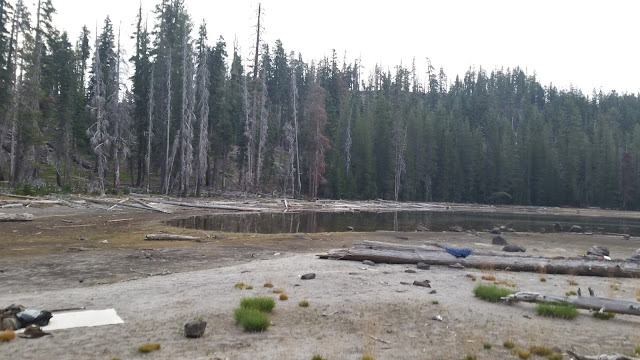 Image: Pacific Crest Trail Picture Dreary Day 2