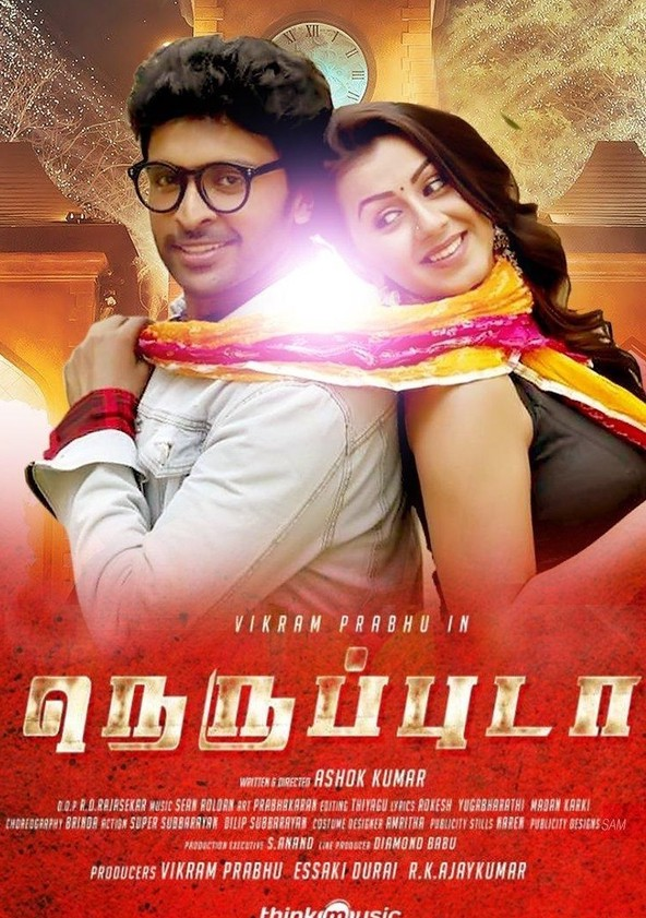 Neruppuda (2017) Hindi Dual Audio 550MB UNCUT HDRip 720p HEVC x265 ESubs