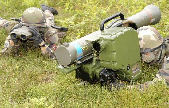 Rudal anti tank MILAN ER