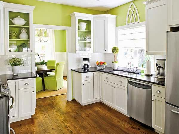 Tips for Choosing Paint Colors for Kitchen picture