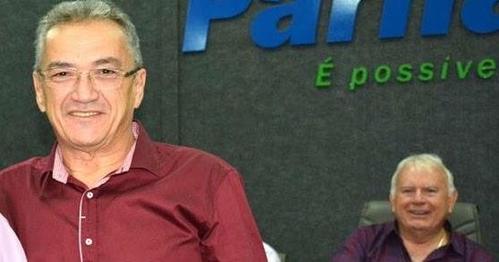 Resultado de imagem para secretário de Obras Públicas de Parnamirim Naur Ferreira da Silva