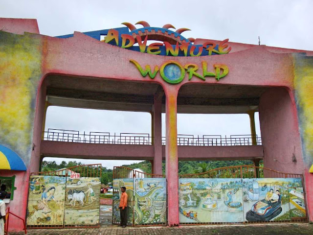 Adventure World Amusement Park