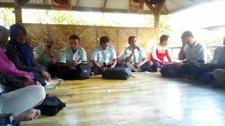 FOPPSI Lombok Timur Gelar Rakor Triwulan II di Lesehan Istiqomah, Masbagik Lotim