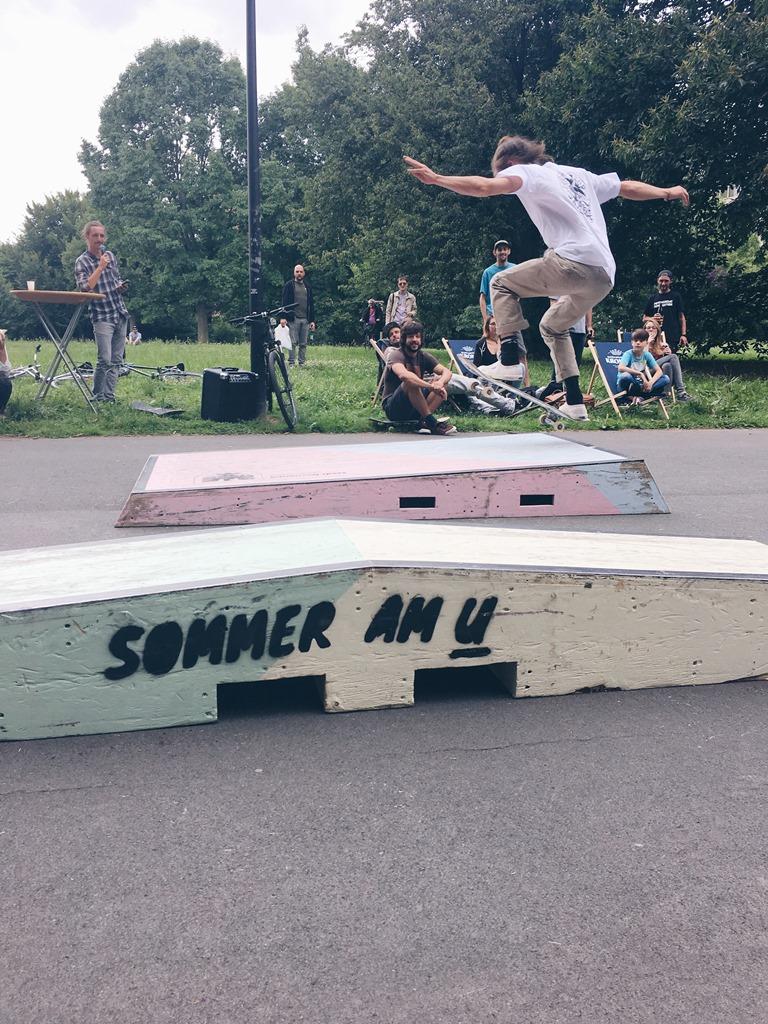 Skateboardcontest Westfalenpark, DJ Picknick Dortmund, Summerfestival, Sommerfestival Ruhrgebiet, Dortmund, Wochenendtrip Ruhrgebiet