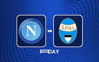 Napoli vs Spal – Highlights