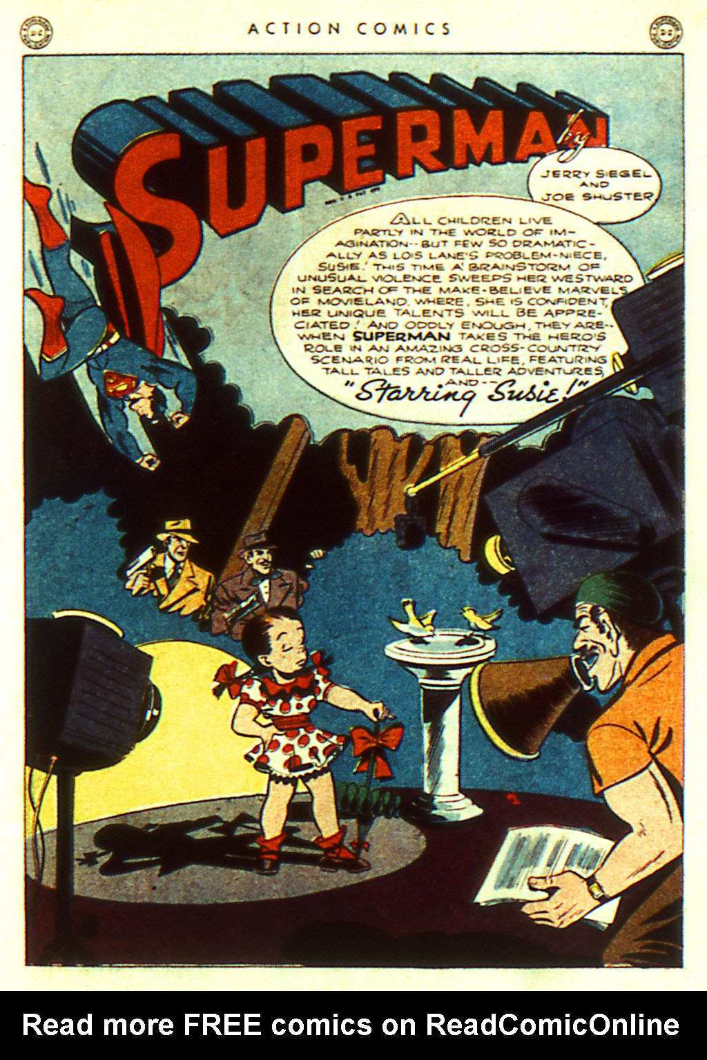 Read online Action Comics (1938) comic -  Issue #98 - 3