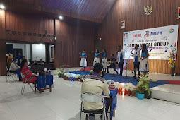 Angkatan Muda GPM Antusias Ikuti Lomba Vocal Group di Saumlaki