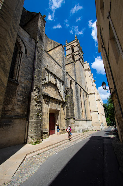 Cattedrale di St. Pierre-Montpellier