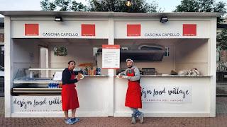 Design Food Village giugno-luglio-settembre Milano 2016
