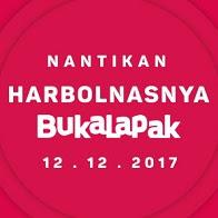 BERAGAM MANFAAT BAGI PEMBELI DALAM PROMO HARBOLNAS 2017 BUKALAPAK