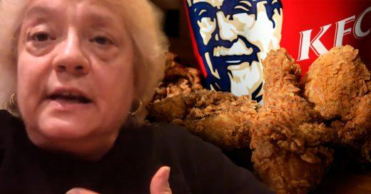 Viejita demanda a KFC por $20 mdd por publicidad engañosa