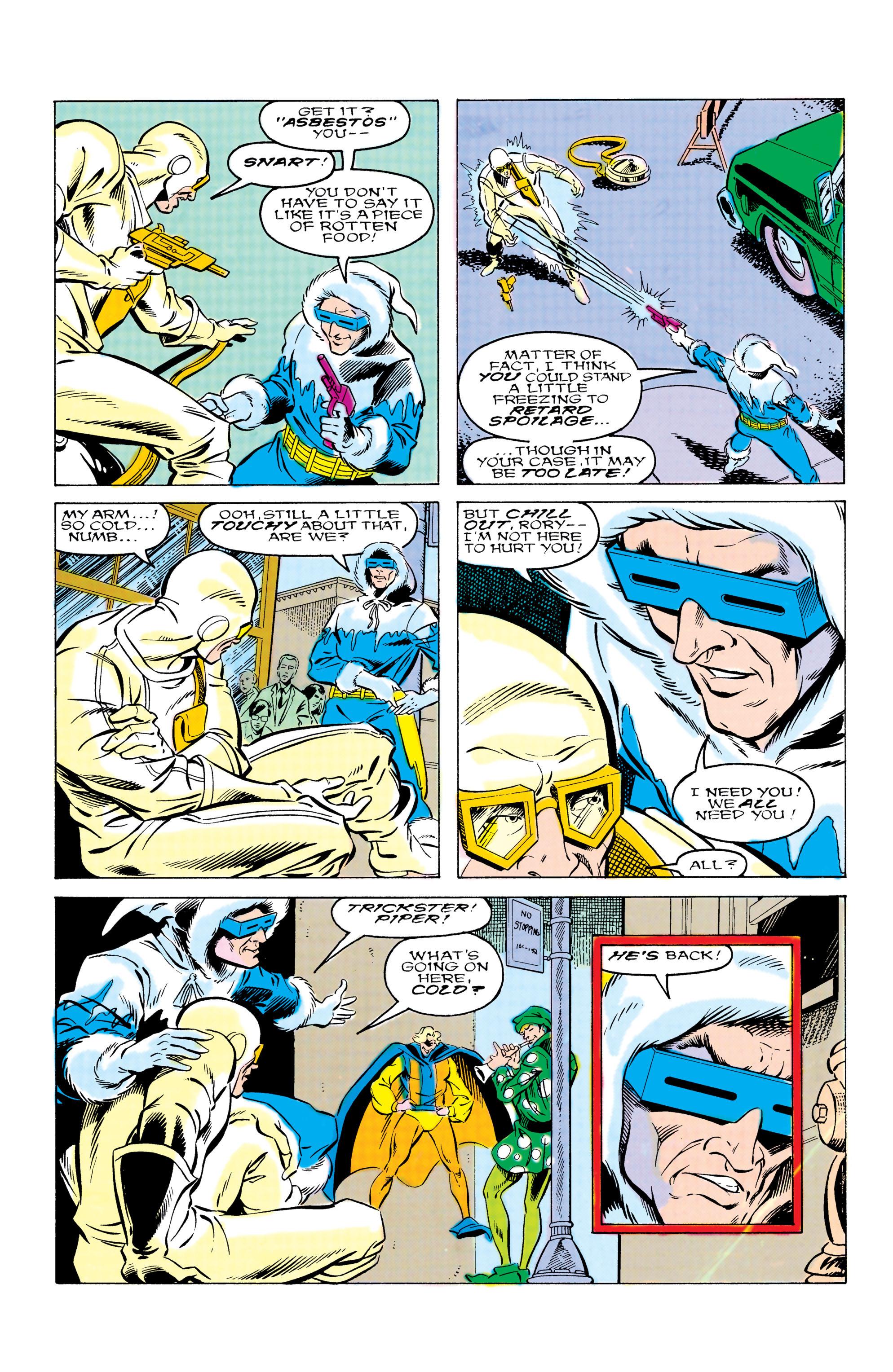 Read online Secret Origins (1986) comic -  Issue #41 - 26
