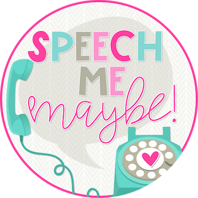 grab button for Speech Me Maybe