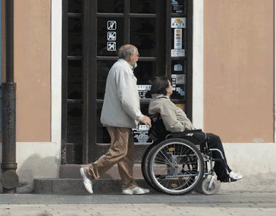 persoane cu dizabilitati - handicap