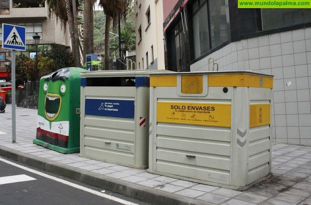 El Consorcio recoge 10,7 toneladas de residuos durante los primeros días de carnavales